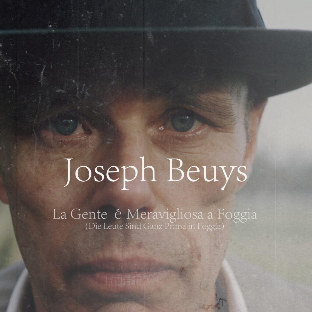 Joseph Beuys - La Casa Pugliese - Foggia